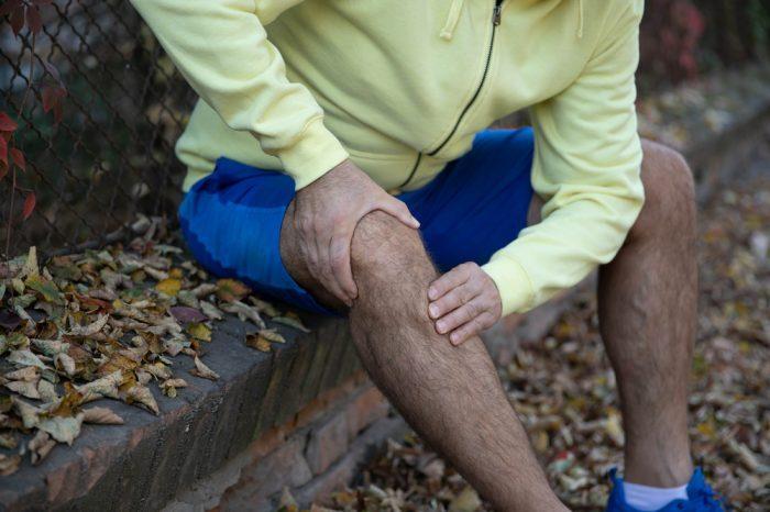 nauropathic pain stopping man on run