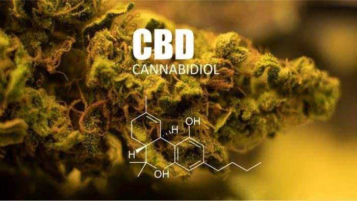 molecular formula for CBD
