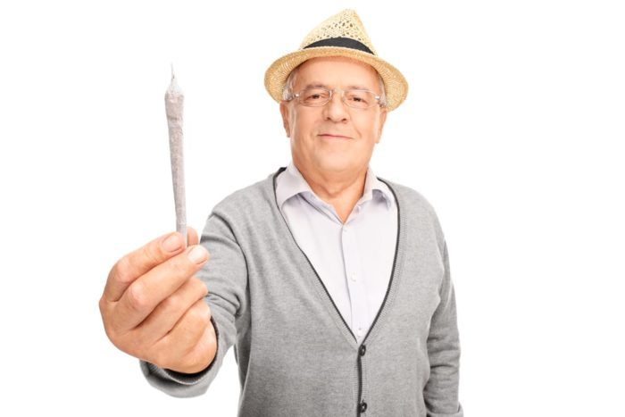 Seniors are All Over this Cannabis Thing