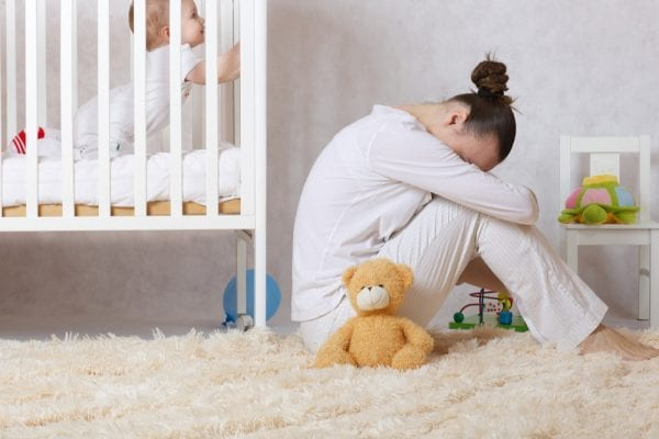 cannabis, women, postpartum depression, pregnancy, neonatal, medical cannabis, THC, CBD, hormone changes, mom