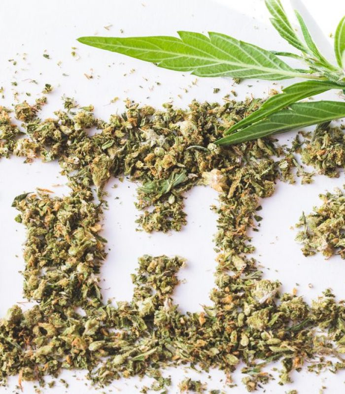 The Bioavailability of THC Depends on How you Consume it