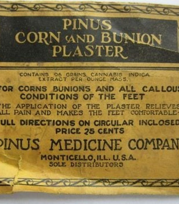 1930: What Was Cannabis up to BEFORE Reefer Madness?