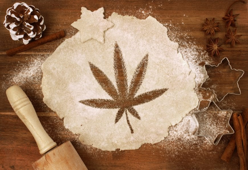 Baking with Cannabis is one reason to decarboxylate weed