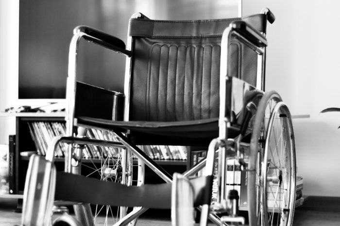 wheelchair for ms spasticity sufferer