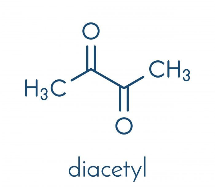 diacetyl possible chemical hurting vapers