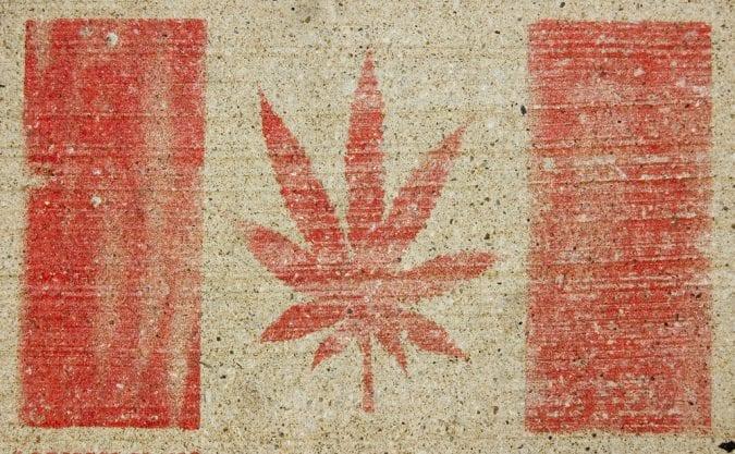 cannabis, Canada, flag, cannabinoids, legalization, recreational, CBD, THC, recreational legalization, cannabis flag, end prohibition