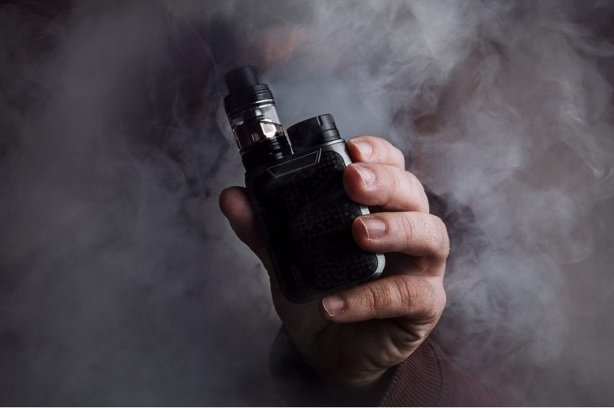 Cannabis Vape and Popcorn Lung: Something to Worry About? - RxLeaf