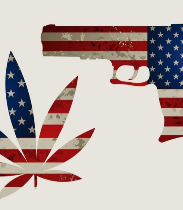 American Cannabis Patients Can Still Lose Their Insurance, Their Job, And Their Gun