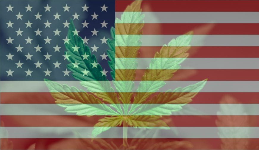 cannabis, USA, legalization, elections, medical cannabis, recreational cannabis, Canada, midterms, federal laws, state laws