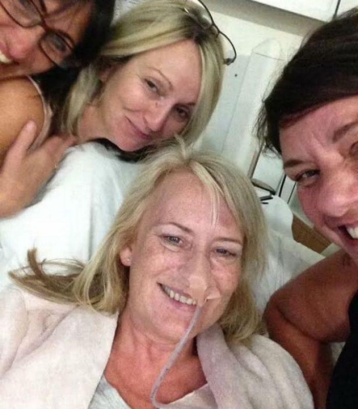 Joy Smith Says Cannabis Cured Her Terminal Gastric Cancer