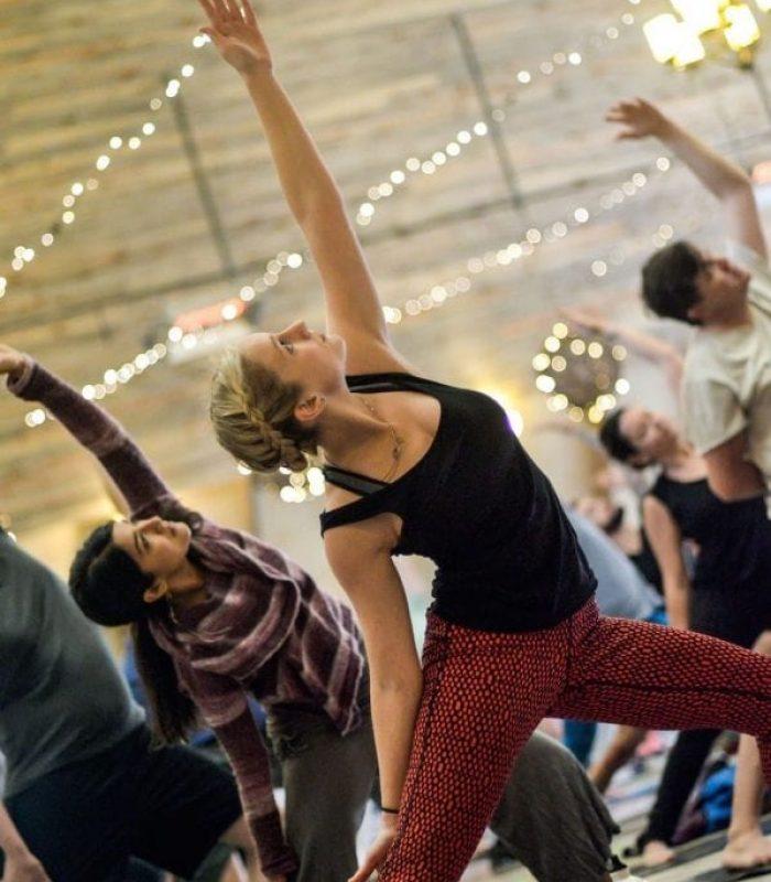 Ganja Yoga Brings Mindfulness To A Higher Level