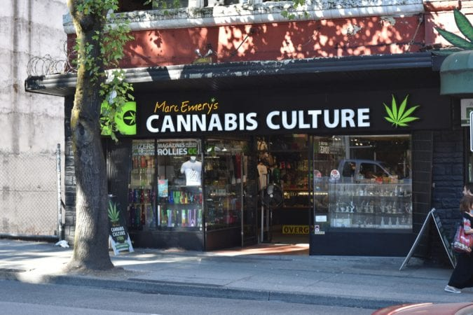 cannabis, medical cannabis, recreational cannabis, BC, Vancouver, dispensaries, storefront, legalization, black market, Supreme Court, lawsuit
