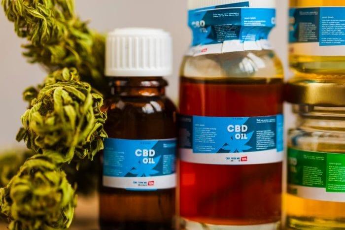 Cannabis oil IDP