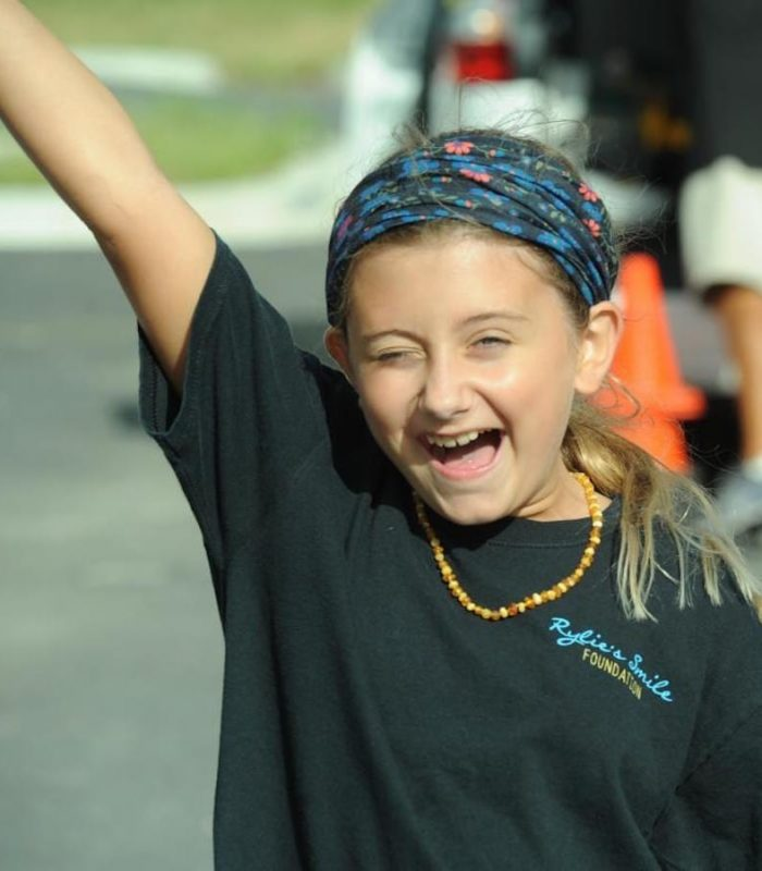 Child Advocate Rylie Maedler Free of Facial Tumor After Cannabis
