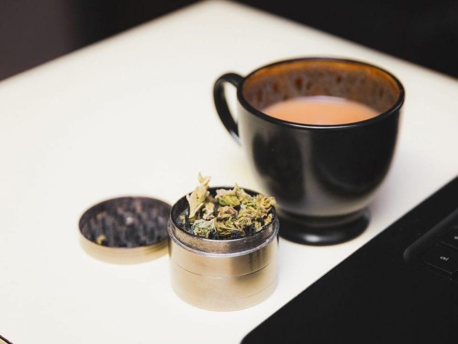 cannabis, medical cannabis, recreational cannabis, coffee shops, coffee, cannabis coffee, THC, CBD, caffeine, cannabis infused coffee beans