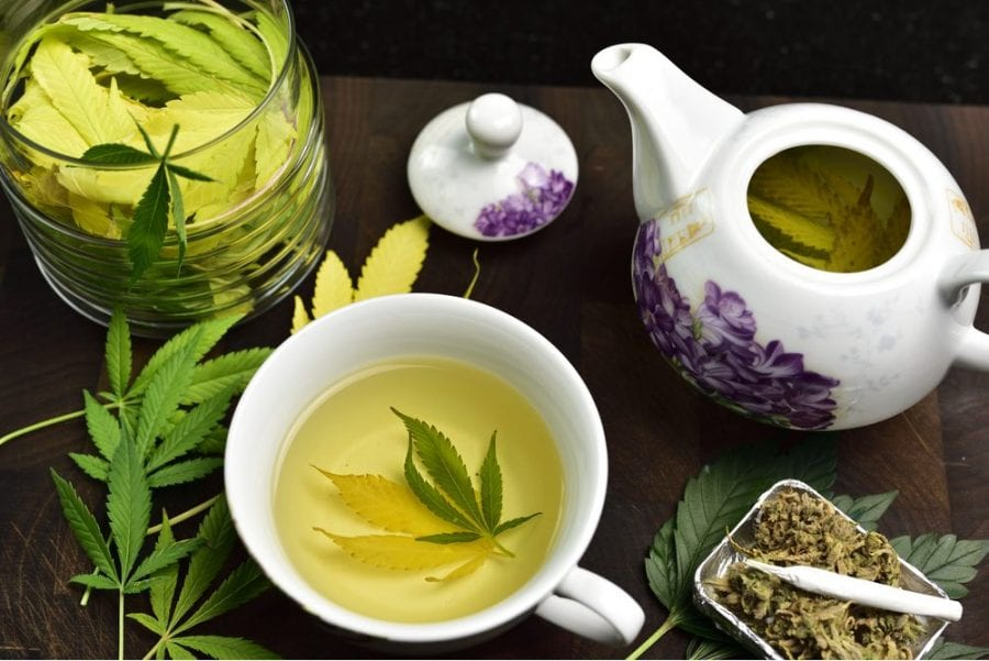 Jamaica, weed tea, cannabis, medical cannabis, pregnancy, morning sickness, nausea, honey, tea latte, recipes, cannabinoids, THC, CBD, recreational cannabis, cannabinoids
