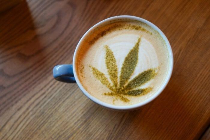 Jamaica, weed tea, cannabis, medical cannabis, pregnancy, morning sickness, nausea, honey, tea latte, recipes, cannabinoids, THC, CBD, recreational cannabis, cannabis latte,