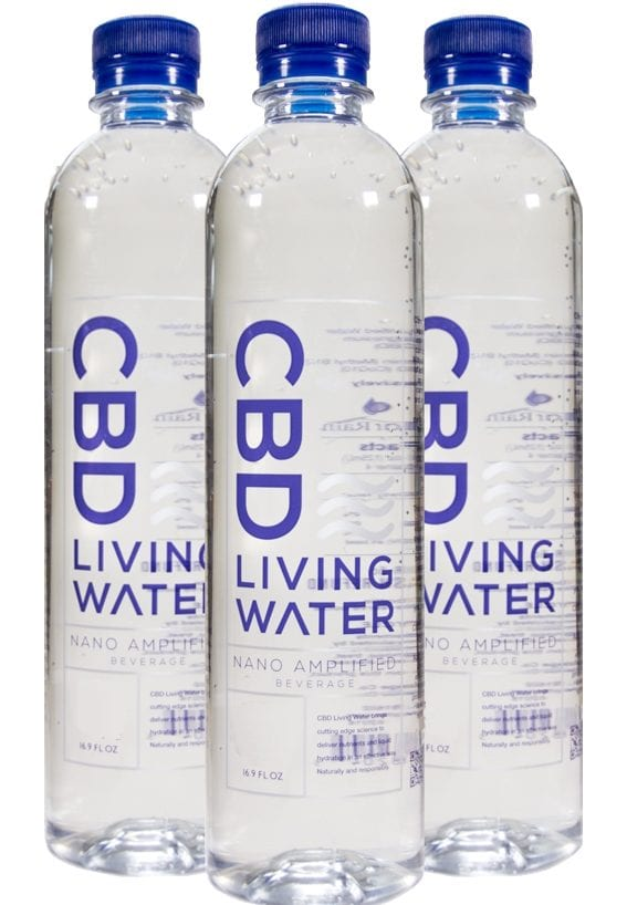 CB Water Living Water