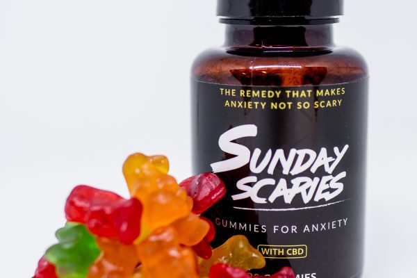 CBD Gummy Bear Sunday Scaries