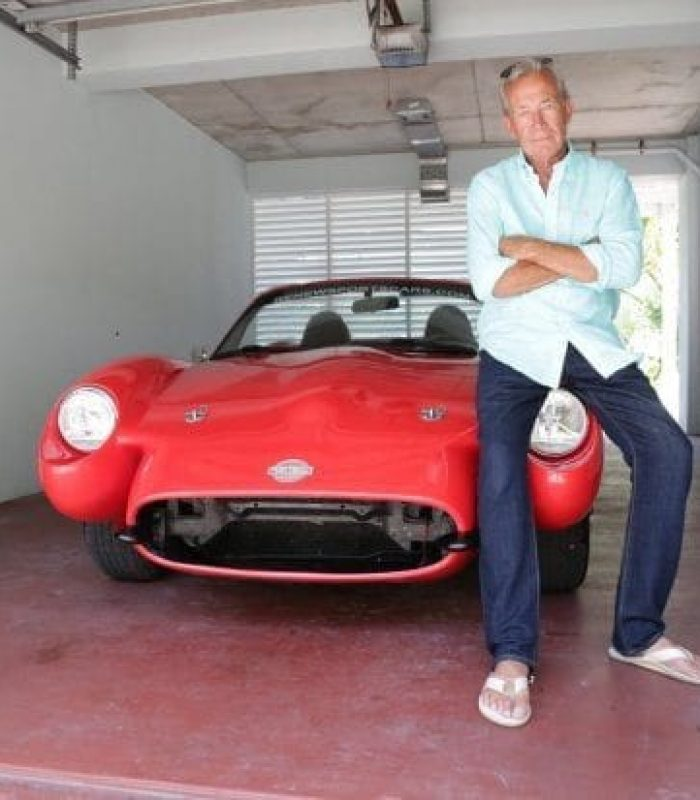 Hemp Car Made from 100 Pounds of Cannabis