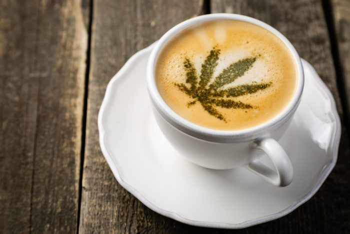CBD, CBD coffee, THC, cannabis, medical cannabis, recreational cannabis, health benefits, coffee