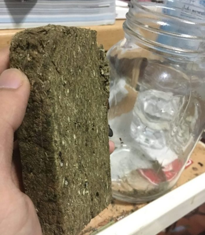 How Good Can Research Be If They're Using Brick Weed?