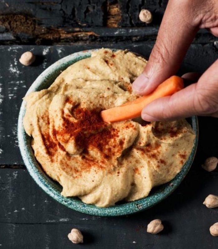 Cannabis-Infused Hummus Recipe