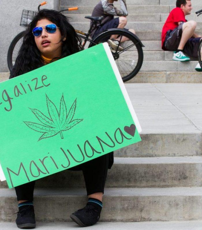 Democrats Focus Policy Retreat On Legalization