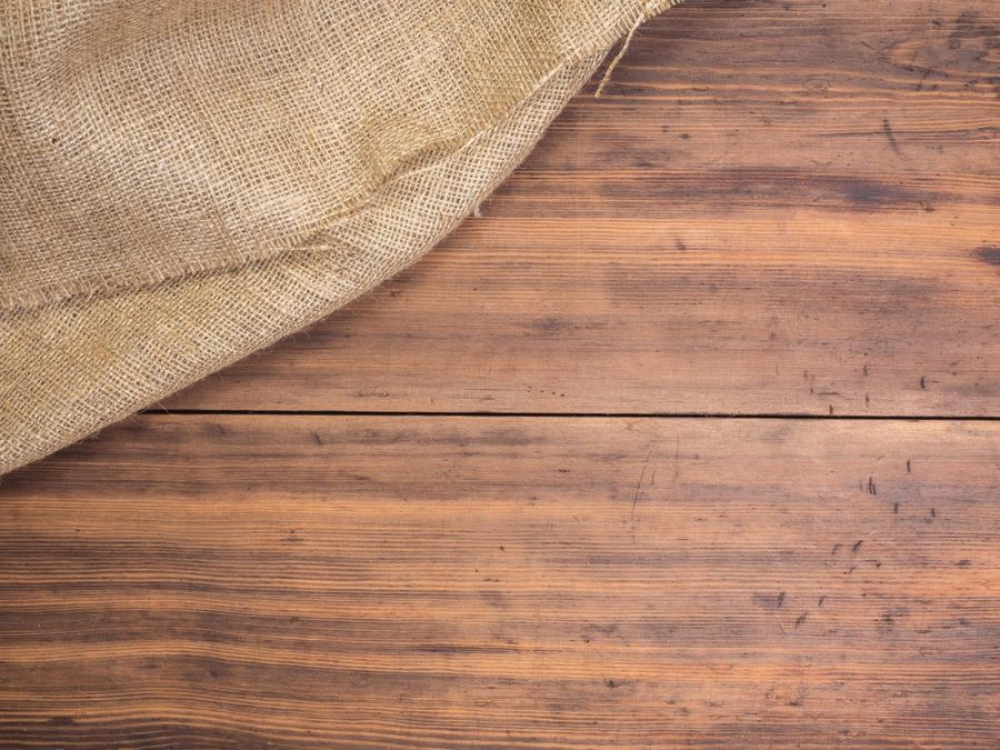 plywood planks made from hemp