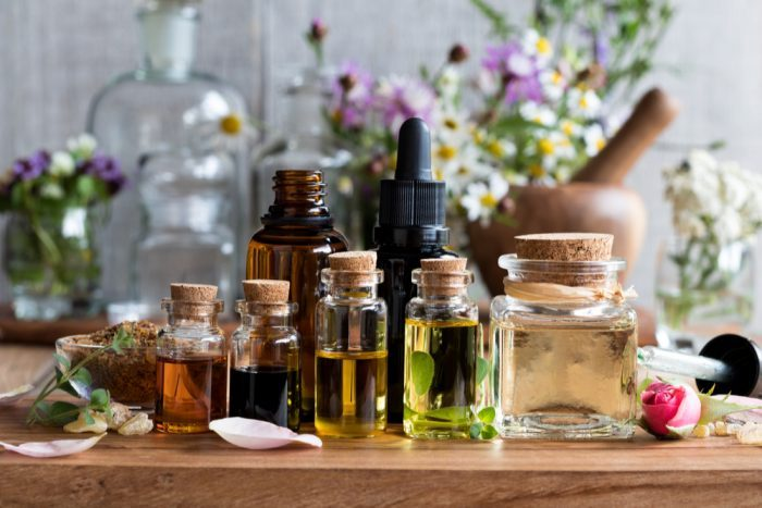 essential oils, cannabis, CBD, THC, cannabinoids, topicals, homemade topicals, CBD cream, lotions, face cream, skin disease, wounds, health benefits