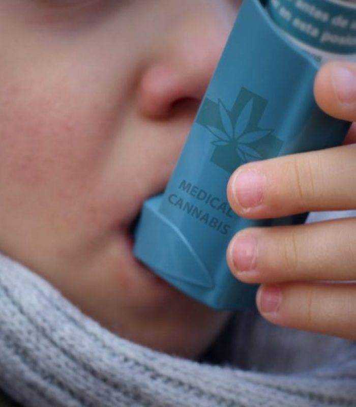 Can a Cannabis Inhaler Help with Pain?