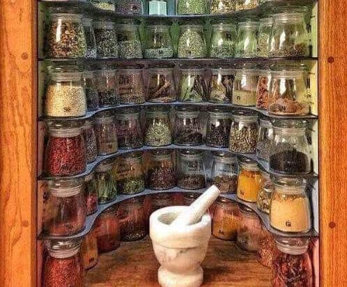 medicine cabinet, cannabis, medicine, medical cannabis, garlic, antibiotic, st John's Wort, depression, anxiety, roots