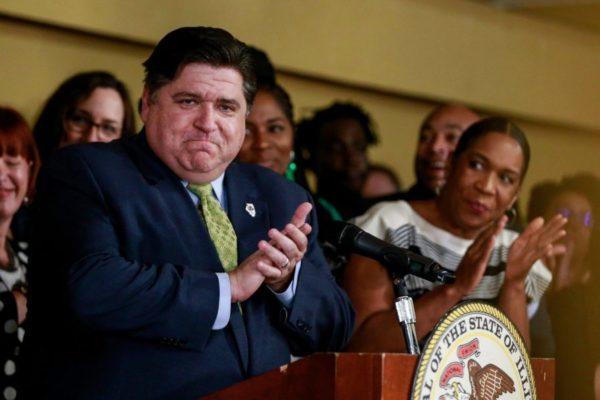 Illinois Governor Pritzker legalizes Cannabis