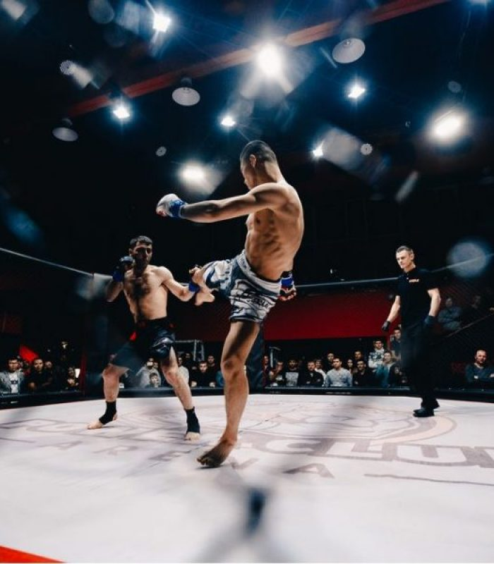 UFC Now Using CBD