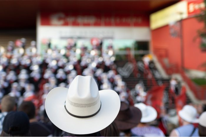 calgary stampede, cannabis use, ban