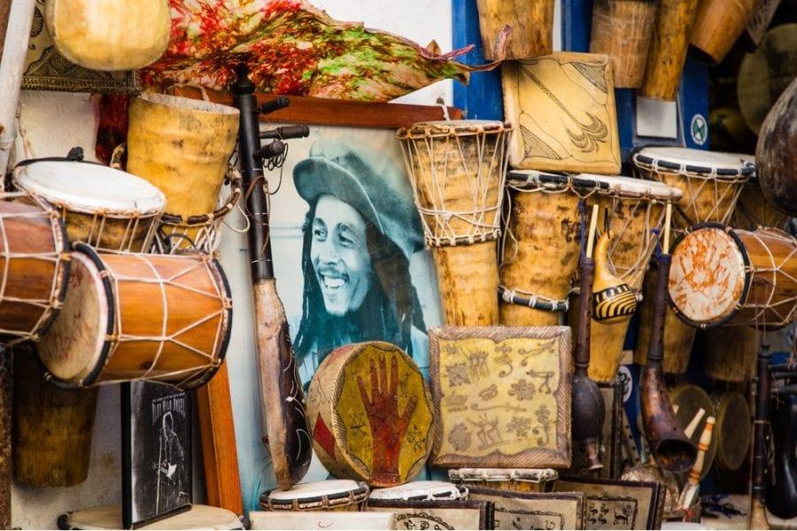bob Marley artwork