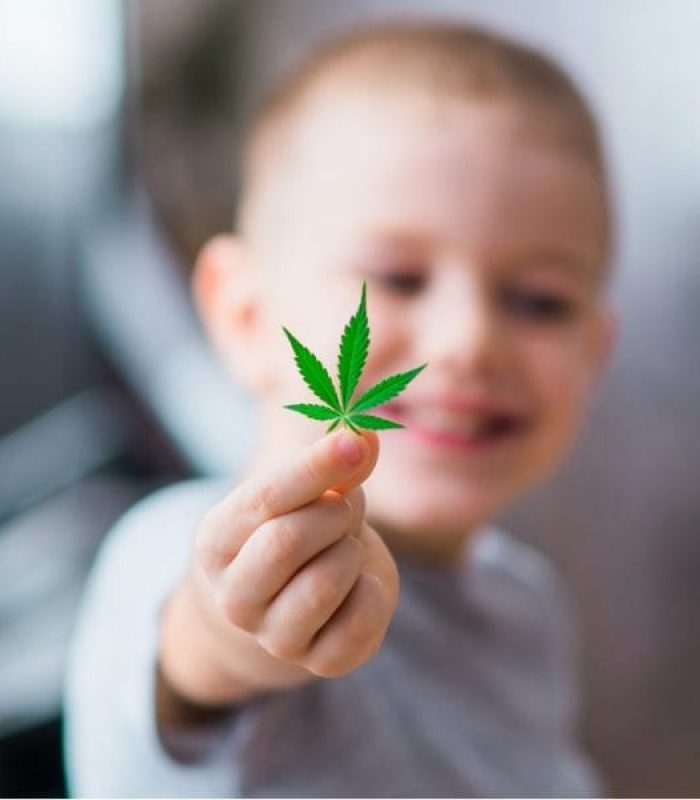 Tell Us How You Talk To Your Kid About Cannabis