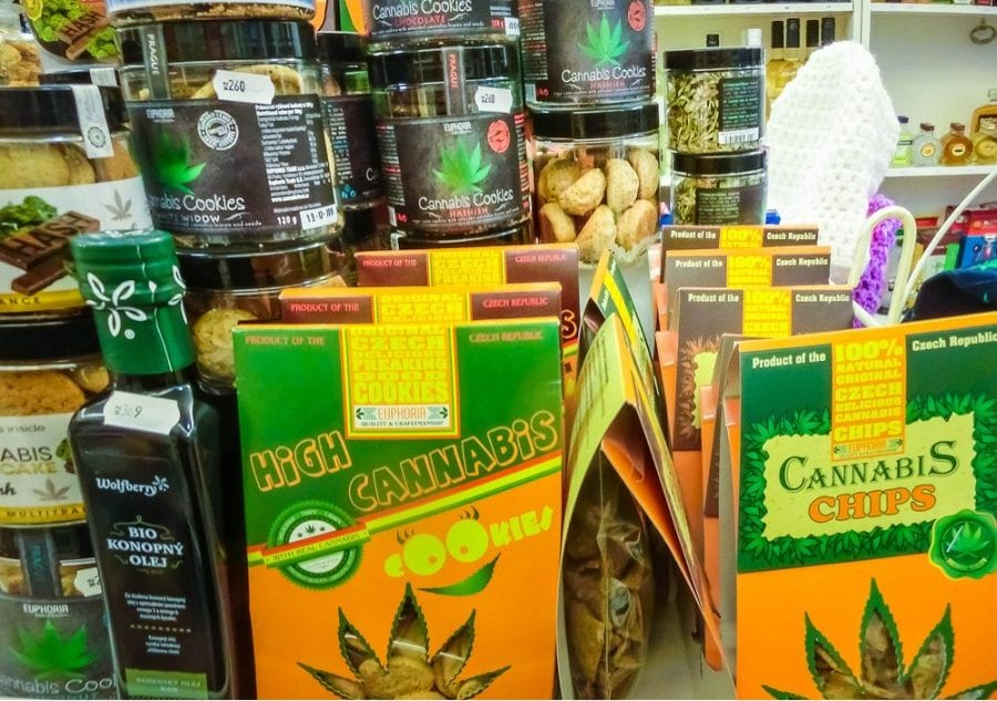 Cronos, edibles, legalization, legal market, medibles, medical cannabis, THC, CBD,
