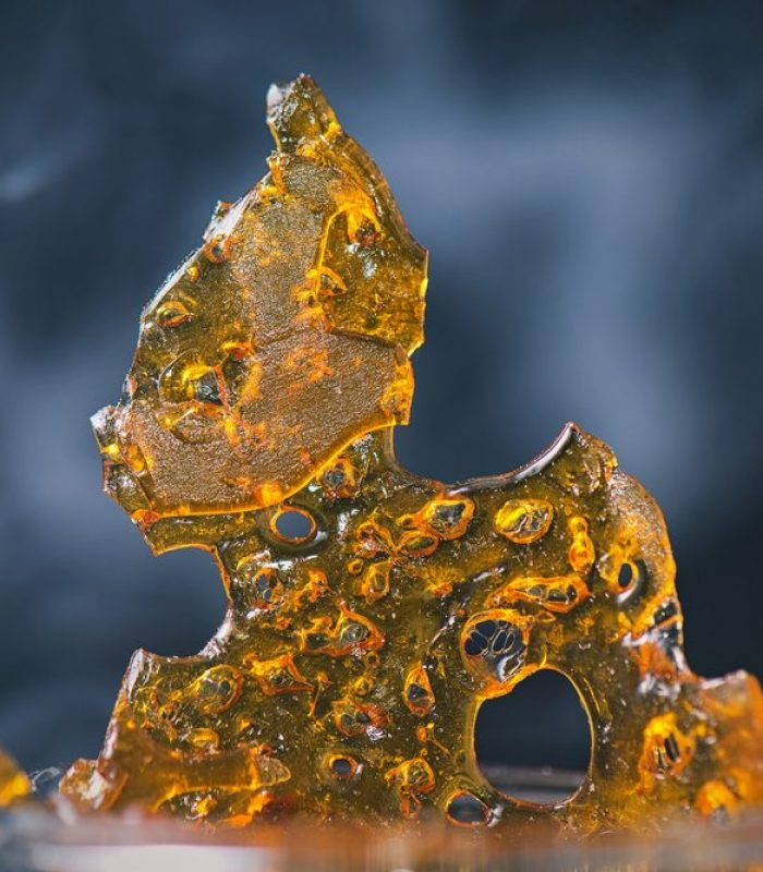 Shatter Can be 90% THC