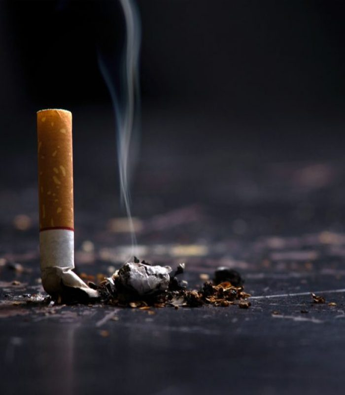 Cannabis Reduces Alcohol But Not Tobacco Use