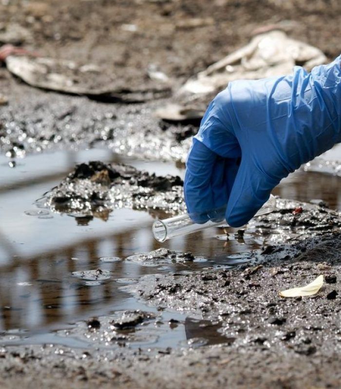 Pharmaceuticals Are A Big Source Of Water Pollution