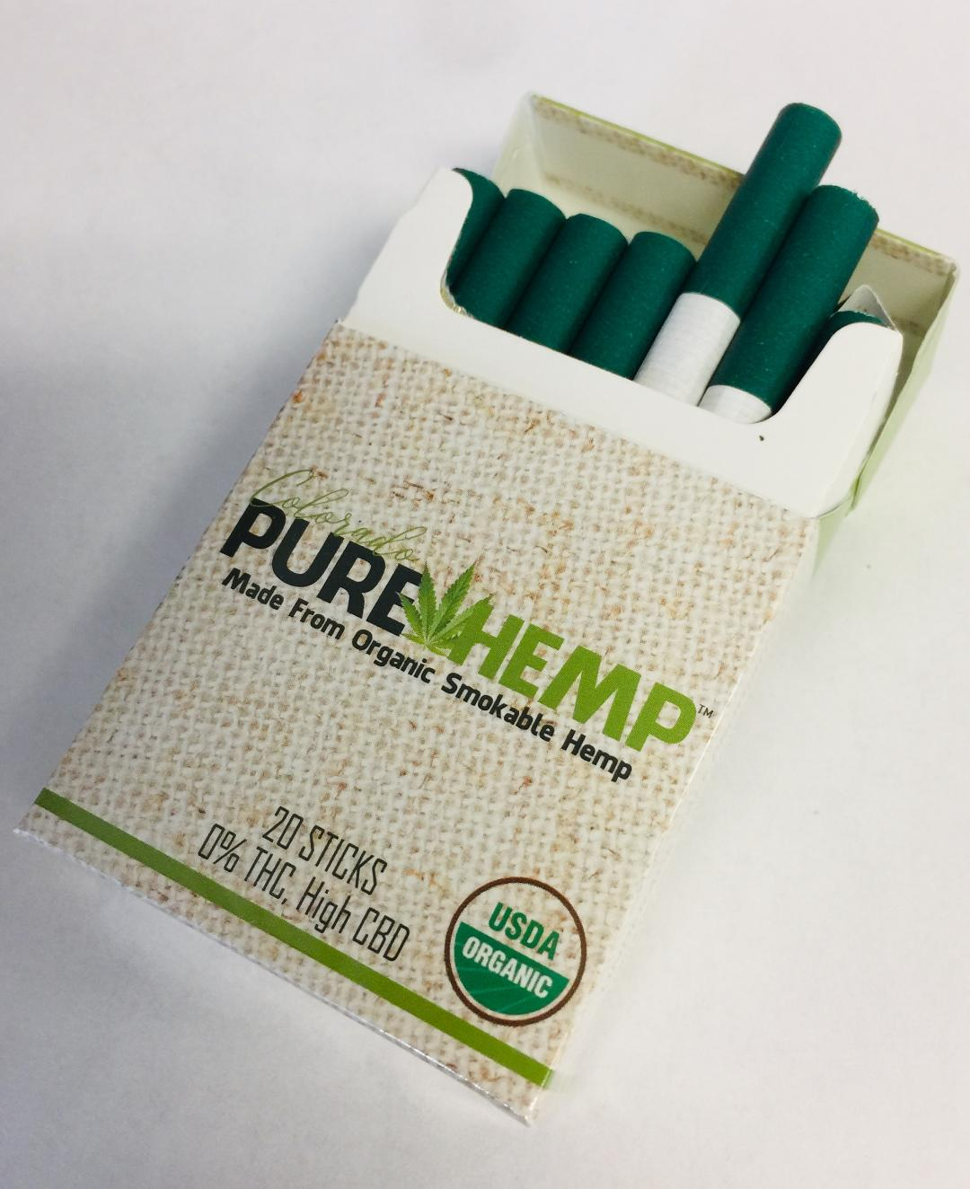 Have You Tried Smokable Hemp Flower In CBD Cigarettes? - RxLeaf