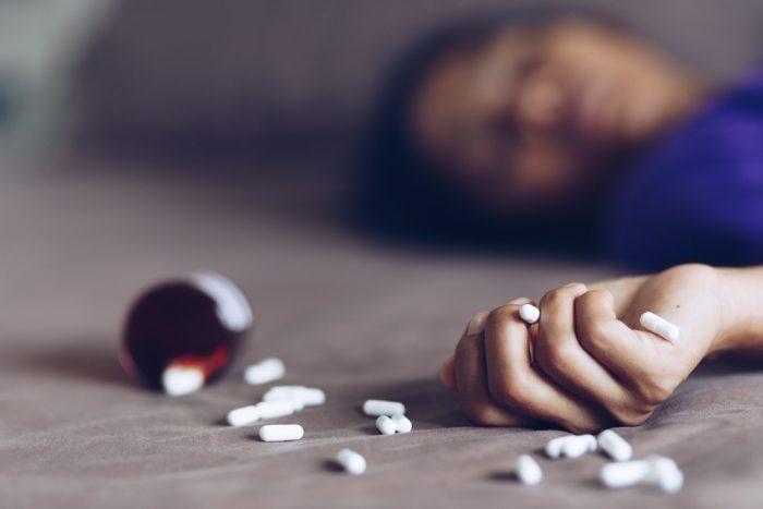 opioids overdose