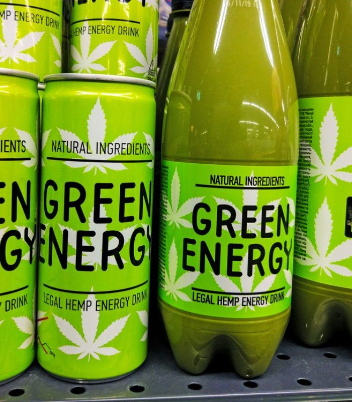 Cannabis Energy Drinks Are Like Monster On Steroids