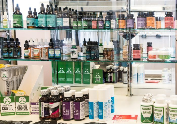 what is a tincture represented by dispensary