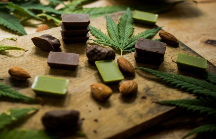 best dark chocolate with cannabis