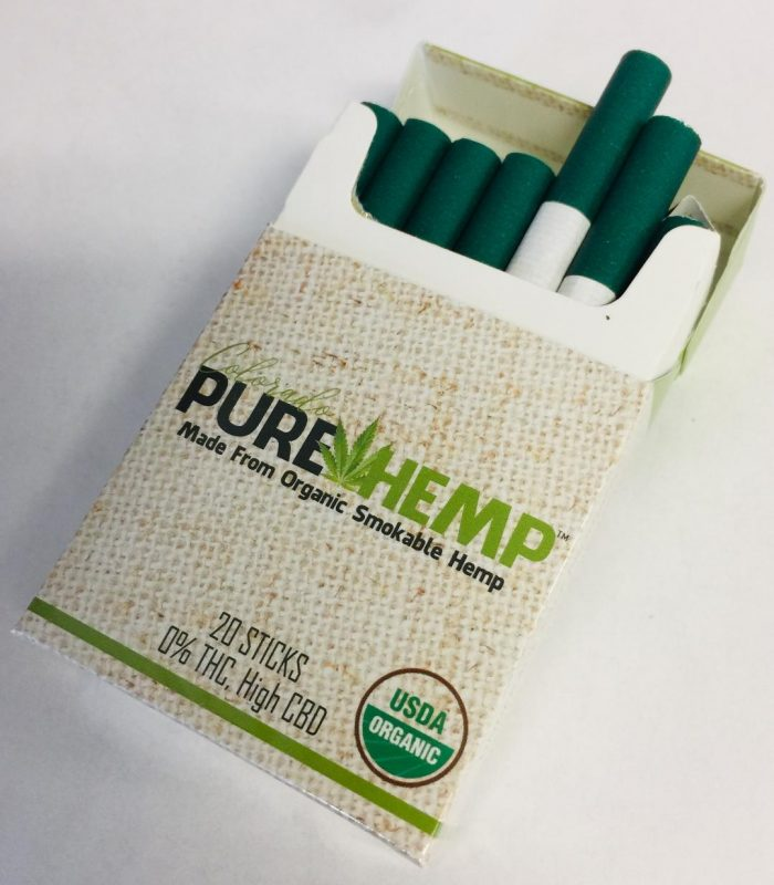 Have You Tried Smokable Hemp Flower In CBD Cigarettes?