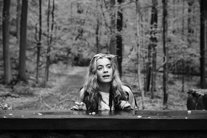 Chelsea in forest