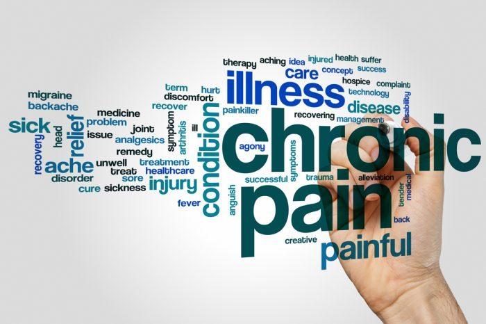 chronic non cancer pain word cloud