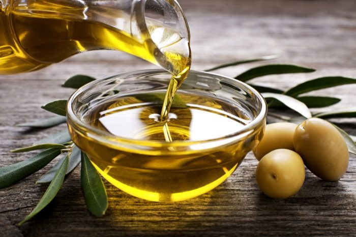 cannabis olive oil pantry basics